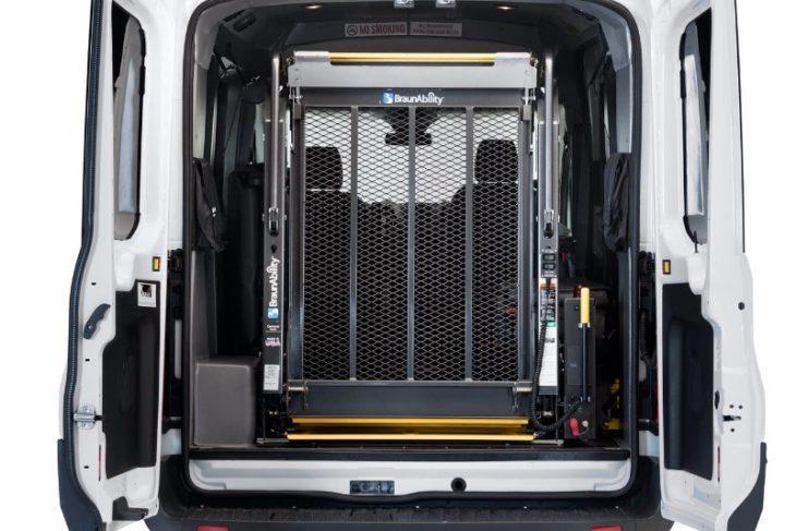 Ford Transit Wheelchair Van