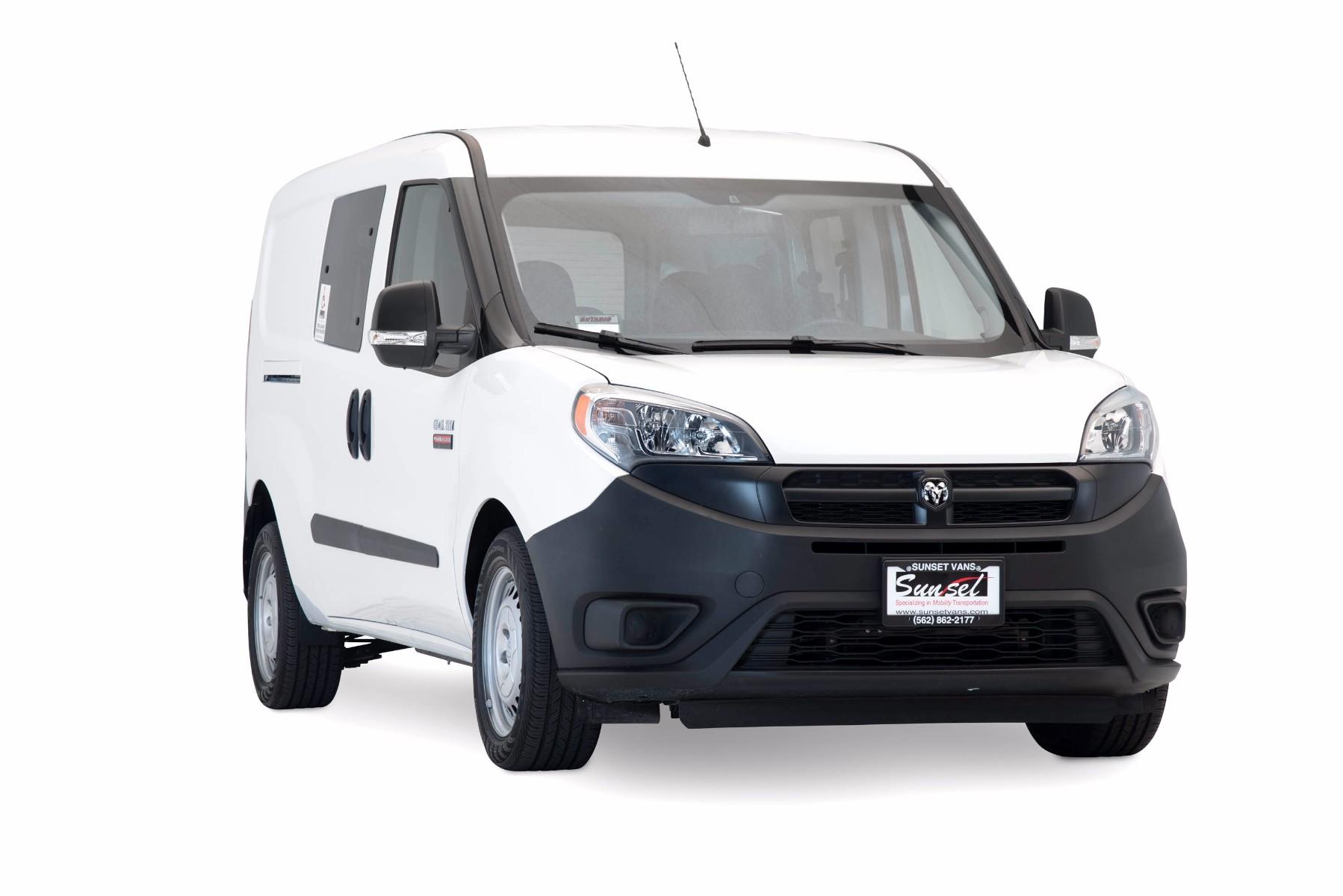 Ram ProMaster City Wheelchair Van