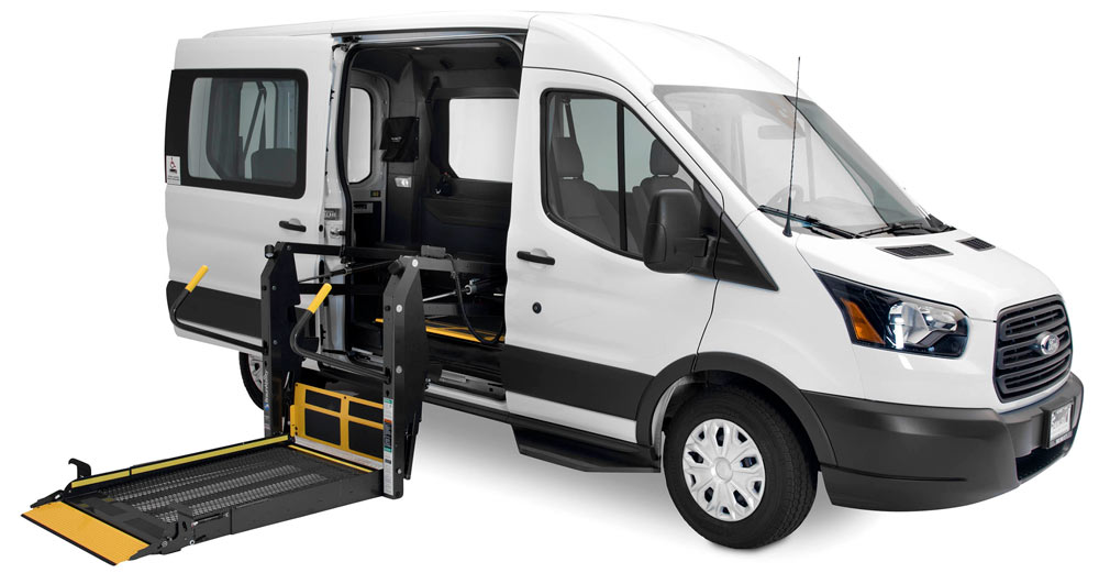 7a9a21019d ADA Wheelchair   Gurney Accessible Vans. New   Used Vans in Stock!