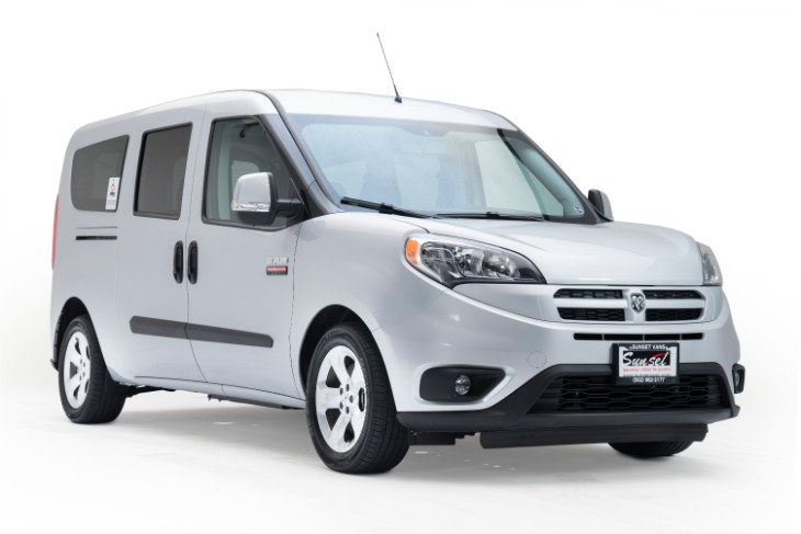RAM ProMaster City Wheelchair Van
