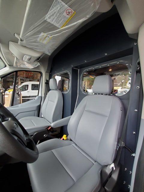 Covid Transportation Van